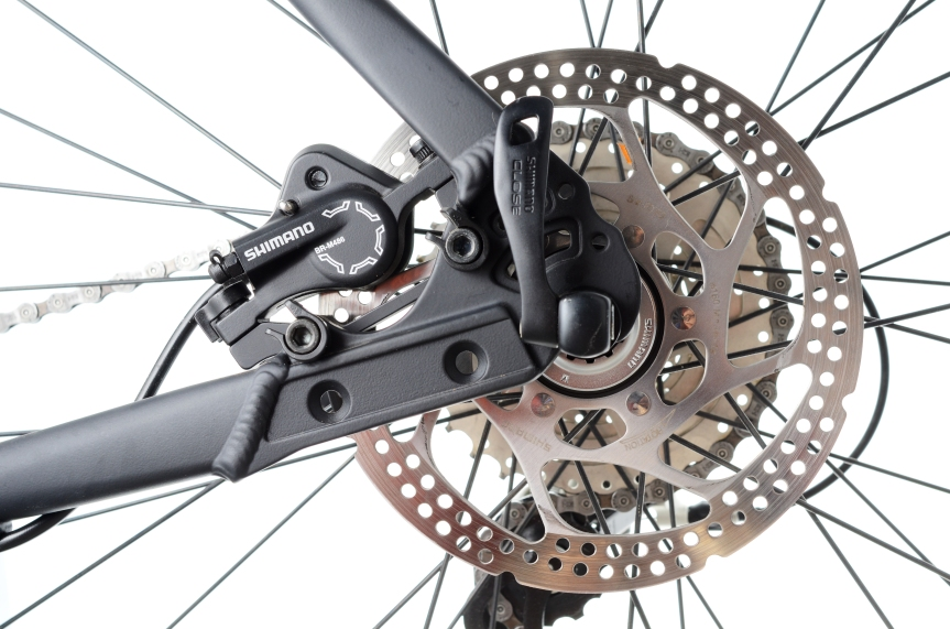 'Brake'-ing the Cycle
