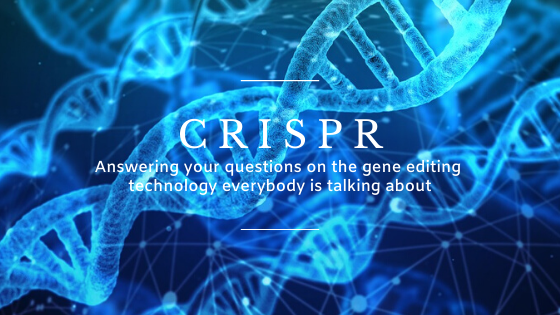 CRISPR: Answering your questions on the gene editing technology everybody is talking about
